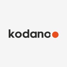 Nastavitelná guma pro brýle modrý