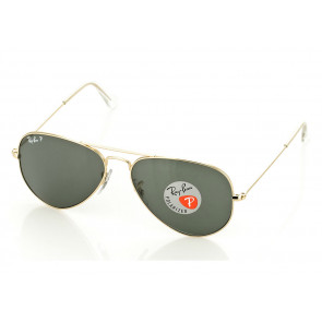 Ray-Ban RB 3025 001/58 AVIATOR SIZE 55